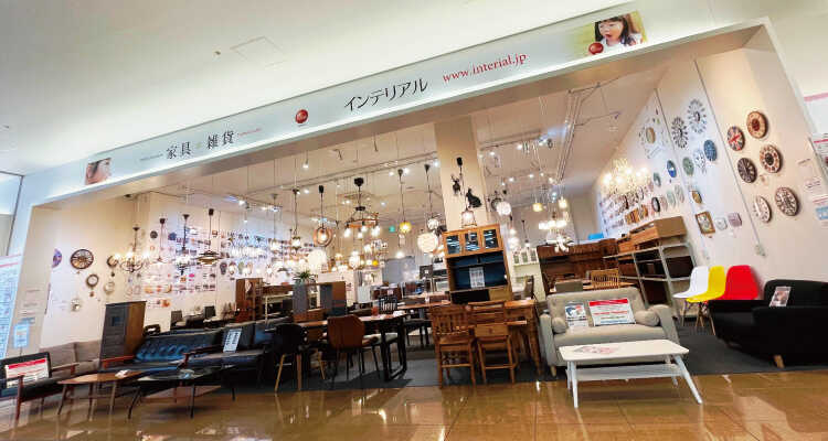 インテリアル大日ベアーズ店の店舗画像